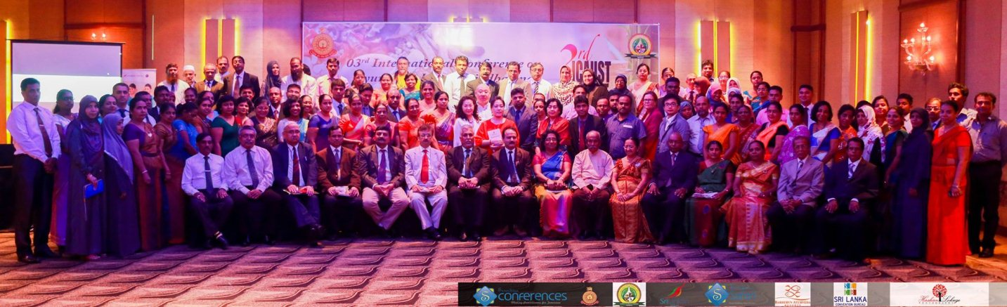 Photo Gallery – 3rd International Conference on Ayurveda,Unani,Siddha and Traditional Medicine – 2015