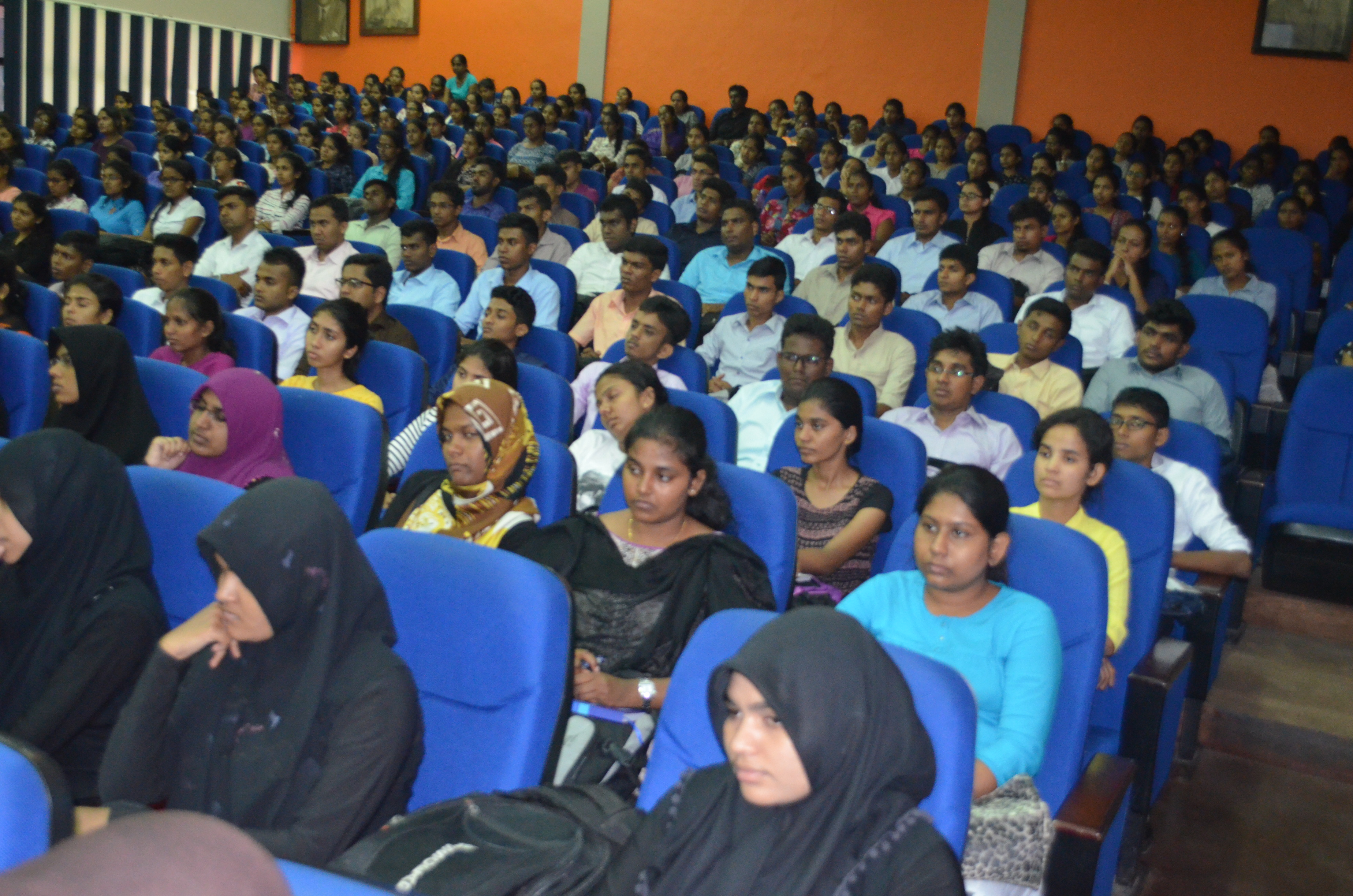 Commencement of Orientation Program – BAMS/BUMS 2018 Batch