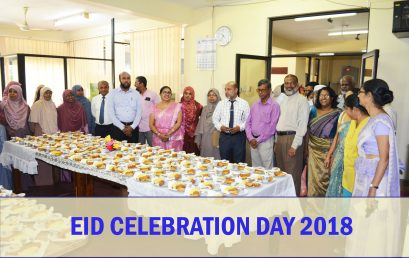Eid Celebration Day 2018