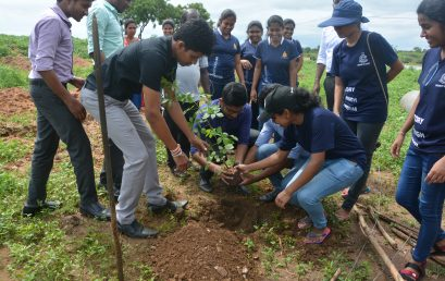 IIM Established a herbal garden collaboration with the Institute for Agro- technology & Rural Sciences of UOC