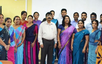 Workshop on continuing medical education for Ayurveda Doctors in Government Sector