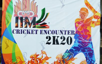 IIM Cricket Encounter 2K20