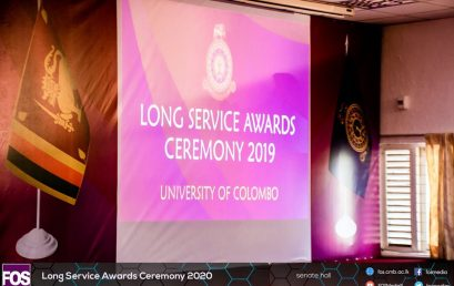 The Long Service Awards Ceremony 2019