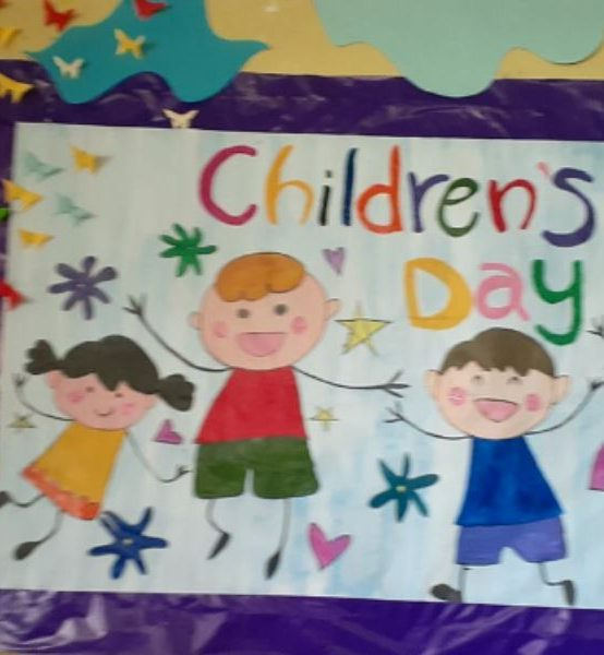 Children's Day at Ayurveda Teaching Hospital- Borella